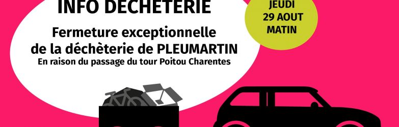 DECHETERIE DE PLEUMARTIN