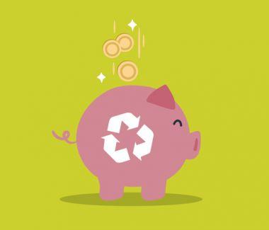 Jusqu'à 1 500€ pour les projets en faveur du tri et de la réduction des déchets