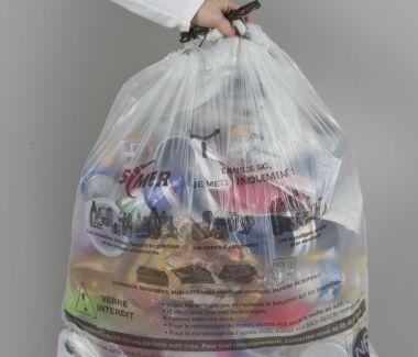 Collecte des déchets le 11 novembre