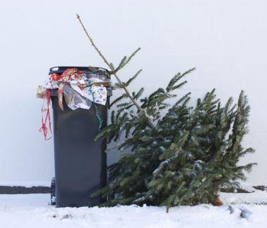 Les consignes de tri, spéciales fêtes de fin d'année
